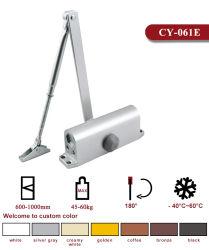 За круглым столом типа Self-Closing алюминиевых магнитный следует располагать ближе к Двери деревянные двери (CY-061E)