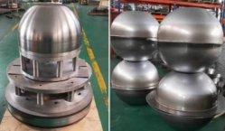Tiefziehen-Prozess/Metall, das kalten stempelnden Zylinder stempelt