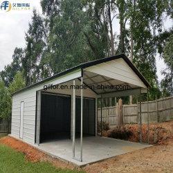 Edificio de acero Pre-Engineering estándar americano para Garaje