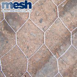 Galvanizado en caliente de malla de alambre Hexagonal Lran en venta
