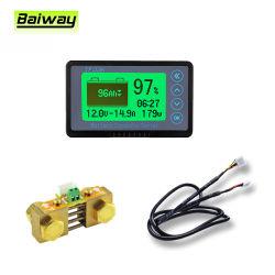 Het Professionele Testen van de Auto van het Meetapparaat rv van de Capaciteit van de Batterij van de Vlakke Indicator van de Batterij van de Last en van de Lossing van de Batterij van de Hoge Precisie bw-TF03K 100V350A