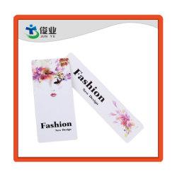 ثوب مخصص Hang Tag مع التصميم الخاص بك