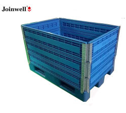 カスタマイズされたサイズ耐久のスタック可能使用できるプラスチックパレットカラー
