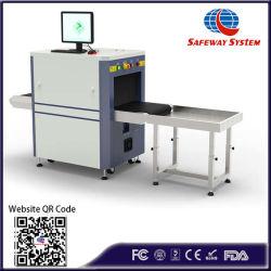 Banque en utilisant X-Ray petit sac et la sécurité du détecteur de métal Scanner à5030A