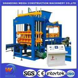 Macchina per la produzione di blocchi di calcestruzzo usata Qt6-15 linea automatica di macchine per blocchi Macchina per la produzione di blocchi di calcestruzzo espanso