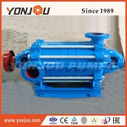 DG 유형 단면 다단계 단일 흡입 워터 펌프 100kW