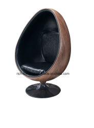 현대 거실 가구 고전적인 디자이너 계란 공 의자