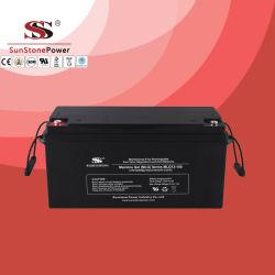 Mlgシリーズ12V-150ah深いサイクル電池のゲルの鉛の酸Batery