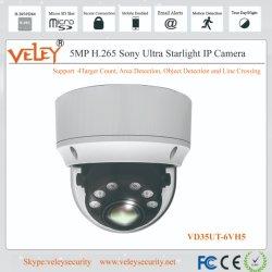 Hikvisionおやすみなさいの視野のVari焦点レンズCCTVの保安用カメラ