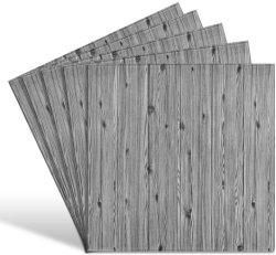 [3د] [ولّ بنل] قشرة وعصا [ولّ بنل] لأنّ [إينتريور ولّ] زخرفة [سلف-دهسف] زبد جدار قراميد خشب لأنّ تلفزيون خلفيّة جدر غرفة نوم