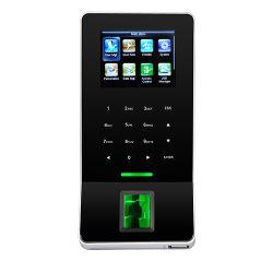 Zkteco F22 TCP/IP WiFi биометрический считыватель отпечатков пальцев системы контроля доступа и управления доступом с течением времени присутствия Устройство считывания отпечатков пальцев
