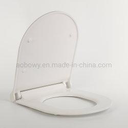 Fabricant de l'urée d'exportation Slow-Close toilettes Couvercle, U-Shape, Accessoire sanitaire (UA101)