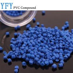 PVC гранулы для кабеля USB и крышку кабелей провода с Китаем заводская цена