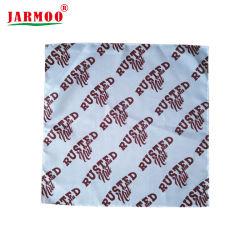 Progettare la sciarpa per il cliente di seta del quadrato del Bandana di Headwear del poliestere del cotone di modo