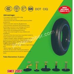 Neues Ventil-Butylmotorrad-inneres Gefäß der Soem-Norm-10 des Zoll-Tr87 (350-10)