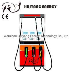 6 Automaat van de Brandstof van de pijp de Automatische voor het Benzinestation van het Gas