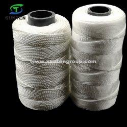 L'alta plastica di tenacia PE/PP/Polyester/Nylon torta/ha intrecciato catena d'imballaggio il filato (210D/380D) la corda/pressa per balle/della cordicella/a più filamenti di pesca da Spool/bobina/bobina/Hank