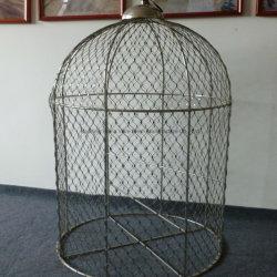 Acero inoxidable de alta calidad de malla de cable metálico de granja del Zoo de cerco de la jaula de pollo