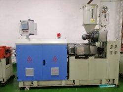 단일 벽 가심 파이프 플라스틱 호스 튜브 압출기 기계