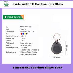 جهاز فتح الأبواب عن بُعد RFID البلاستيكي/بطاقة RFID/NFC 125كيلوهرتز/13.56 ميجاهرتز (Tag-09)