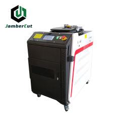 Saldatrice automatica multifunzionale su ordine del laser dell'acciaio inossidabile 1000W