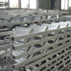 Hongde Ruilin оцинкованных мостик стальной крюк планка сооружением крюк ходьбы от системной платы