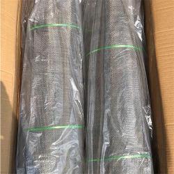 Produtos Mais Vendidos branca de alumínio Tela Inseto Plisse Tela mosca