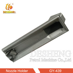 Porte-injecteur de carburant en aluminium avec interrupteur
