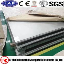 AISI 201 202 303 304/304L heißes/kaltgewalztes Edelstahl-Blatt pro Tonnen-Preis