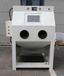 Staubfreie Wasser-Sandstrahlen-Maschine, manuelles nasses Sandstrahlgerät
