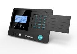 Le plus récent système de sécurité d'alarme GSM MMS avec écran LCD Yl-007m2k du panneau de commande sans fil Systèmes d'alarme GSM