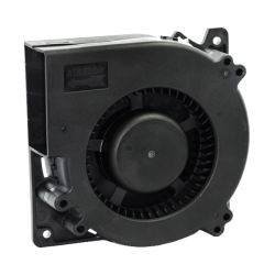 12032 DC 송풍기 팬 의료 기기 통풍기 부정 압력 시스템 냉각팬 IP67 두 배 볼베어링 120X120X32mm