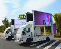 P3 P4 P5 P6 P8 P10 écran LED de plein air camion de déménagement d'affichage écran LED de couleurs complète de panneaux