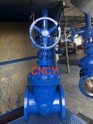 DIN F5-serie werking van tandwielen van koolstofstaal met flens Niet-rijzende klep voor de steel