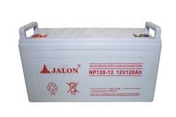 12V 120Ah AGM batterie plomb-acide pour système d'alimentation solaire/UPS
