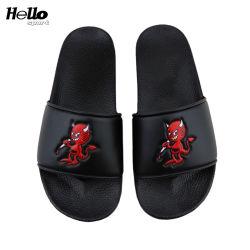 Schoeisel Sandals, de Dia's Sandals, het Strand Sandals van Mens van de Pantoffels van Hellosport het Grappige van pvc van de Douane van de Slaapkamer van de Pantoffel van Mensen Slipers