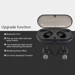 Oortelefoons van de Luchtvaart van Earpods van de Hoofdtelefoon van Earbuds van de Hoofdtelefoon van Bluetooth de StereoMP3 Waterdichte Draadloze Beste