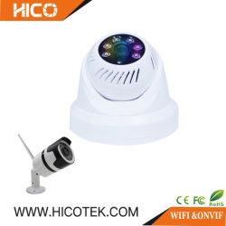 IR étanches IP66 Rue Mini Bullet et dôme intérieure Smart Onvif WiFi CCTV Caméra IP de sécurité à domicile