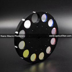 Infrarotbandpaßfilter des Sicherheits-Überwachung-optischer Bauteil-850nm