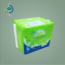 Factory Direct Herbal Oem Flavour Sanitair Napkin