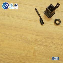 Lo scatto facile del pavimento di legno ha costruito il laminato quadrato di 8.3mm 12.3mm HDF AC3 Class31 Edge/U-Groove/V-Groove/pavimentazione laminata