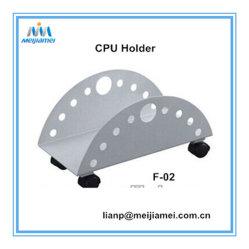 Supporto nel colore grigio, hardware del CPU del metallo della mobilia