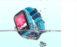 4G étanche IP76 2way appel montre téléphone portable avec GPS Android Smart Watch