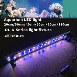 Indicatori luminosi dell'acquario del LED per le piante di corallo ed i pesci della scogliera acquatica