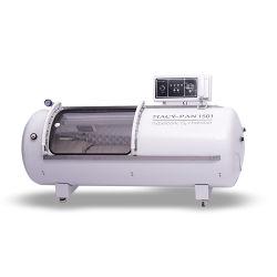 Tipo de Disco Rígido da cápsula SPA 1.5ATA oxigênio hiperbárico Câmara para cuidados pessoais