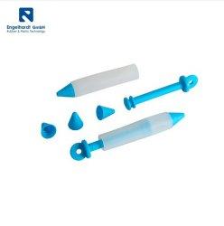 Torta dello strumento della cucina del silicone DIY che decora penna che decora gli strumenti