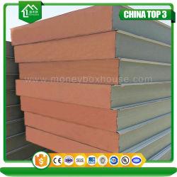 목재 Wood GRP Foam FRP 합판 샌드위치 패널 벽 클래딩