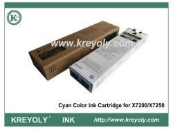 ColoUr COM X7200 X7250 Cartucho de tinta C M Y K