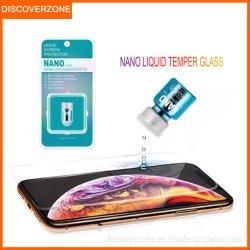 2020 최신 Nano 액체 스크린 프로텍터 9h 액체 성미 유리는 보이지 않는 프로텍터를 안녕 가르친다