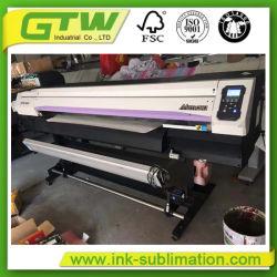 Usa Mimaki Jv150-160una impresora de transferencia por sublimación de tinta